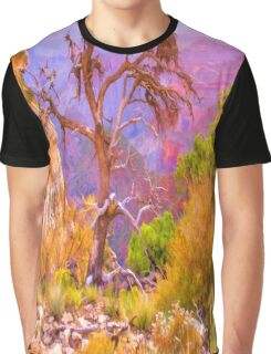 Paint Me Grand Graphic T-Shirt