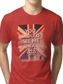 Honey, You Should See Me In This Shirt Tri-blend T-Shirt