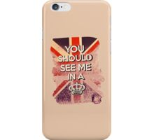 Honey, You Should See Me In This Shirt iPhone Case/Skin