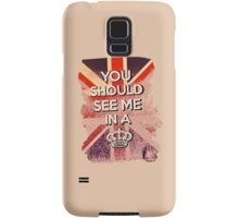 Honey, You Should See Me In This Shirt Samsung Galaxy Case/Skin