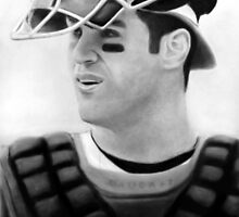 Joe Mauer by toolyman2