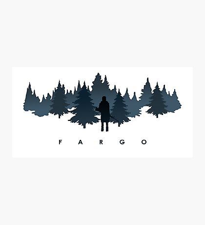 F A R G O Photographic Print