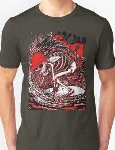 SURFER SKULL Unisex T-Shirt
