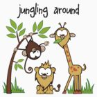 """Jungling Around"" by leannesore"