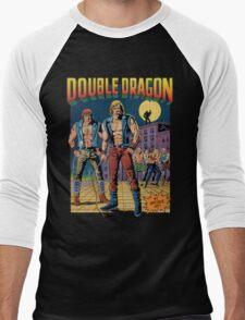 Double Dragon Men's Baseball ¾ T-Shirt