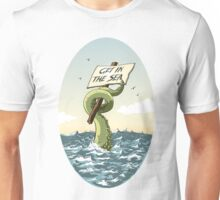 GET IN THE SEA!  Unisex T-Shirt