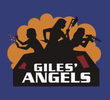 Gile's Angels by jaketheviking0