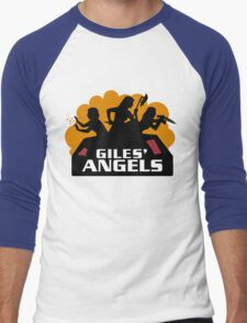 Gile's Angels Men's Baseball ¾ T-Shirt