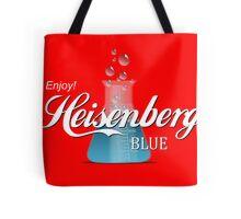 Enjoy Heisenberg Blue Tote Bag