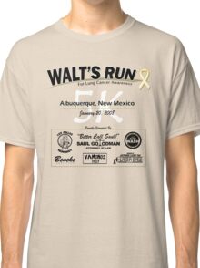 Walt's Run Classic T-Shirt