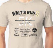 Walt's Run Unisex T-Shirt