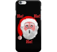 Ho!-Ho!-Ho! iPhone Case/Skin