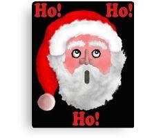 Ho!-Ho!-Ho! Canvas Print