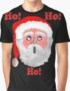 Ho!-Ho!-Ho! Graphic T-Shirt
