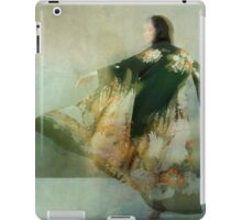 Go for the moon. If you don't get it, you'll still be heading for a star. iPad Case/Skin