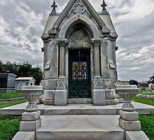 Temple Grave by Briar Richard