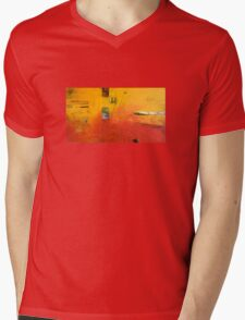 Red Earth Mens V-Neck T-Shirt