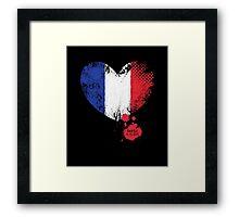 Paris 11.13.2015 Framed Print