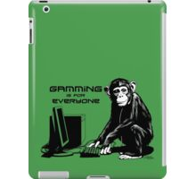 Gamming iPad Case/Skin