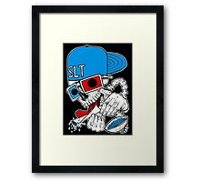 JOINT MACHINE Framed Print