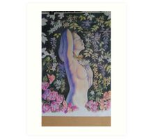 Maia returns (the resurgence of Spring's warmth) Art Print