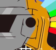 Cool Daft Punk Sticker
