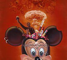 Walt's Nightmare by firehazzard