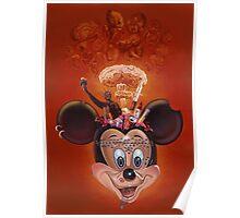 Walt's Nightmare Poster