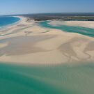 Scenic coast of Broom, Western Australia by DianneLac
