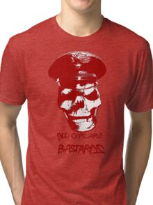 ACAB RED Tri-blend T-Shirt