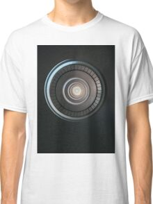 Monochromatic round staircase Classic T-Shirt