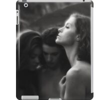 Soaking up the light iPad Case/Skin