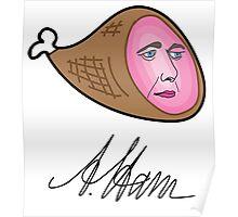 A. Ham Poster