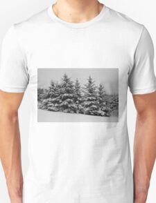 Frosted Trees T-Shirt