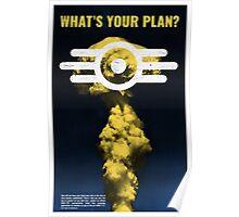 Vault-Tec Propaganda Poster - Fallout 4 Poster
