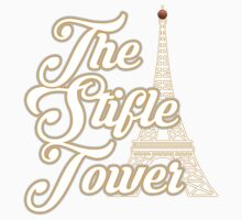 The Stifle Tower Kids Tee