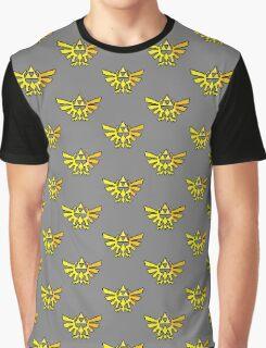 Hylian Crest Graphic T-Shirt