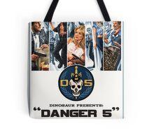 Danger 5 Official Poster Tote Bag