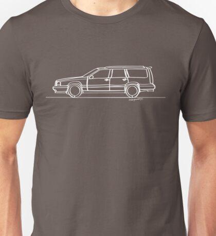 Volvo 850 T5-R - Single Line Unisex T-Shirt