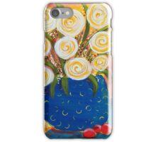 Circle Flowers iPhone Case/Skin