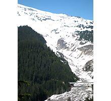 Mount Rainier, Washington USA Photographic Print