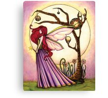 Faery Dream Tree  Canvas Print