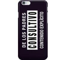 Mind your language - Spanish iPhone Case/Skin