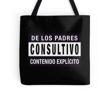 Mind your language - Spanish Tote Bag