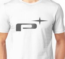 Platinum Chrome Inverted Unisex T-Shirt