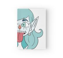 Tongue Babe Hardcover Journal