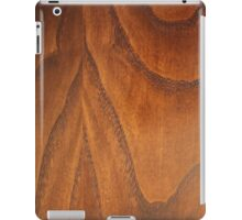 Dark Wood iPad Case/Skin