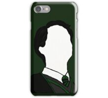 Tom Riddle in Chamber of Secrets iPhone Case/Skin