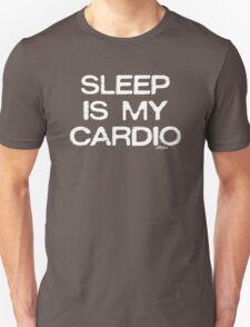 Sleep Is My Cardio, style 1 T-Shirt