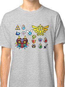 Zelda Overload  Classic T-Shirt